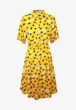 MILA DRESS - Shirt dress - sunny flowers