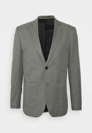 RICK - Giacca - green/grey