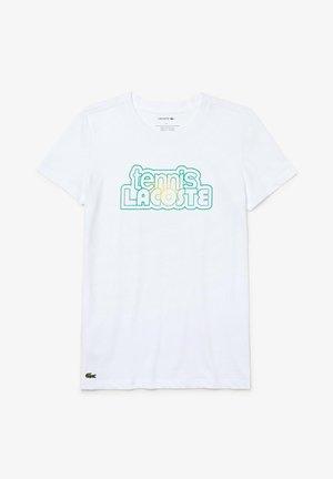 TF9496 - Print T-shirt - blanc
