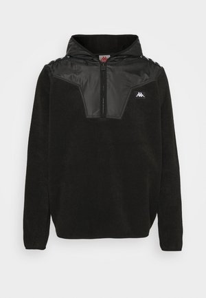 HEJO - Fleece jumper - caviar