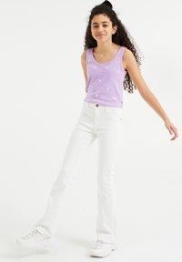 WE Fashion - Top - lilac - 0