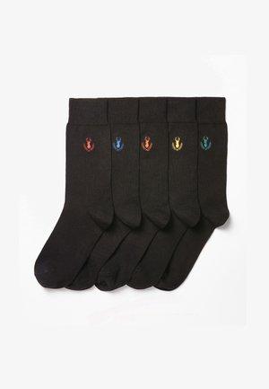 FIVE PACK - Socks - multi-coloured