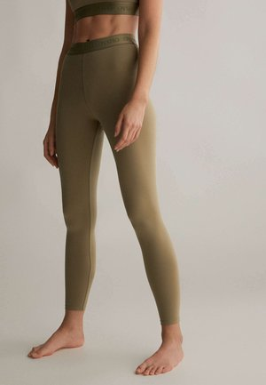 COMFORT - Leggings - khaki