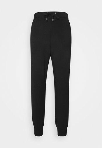 ONLPOPTRASH EASY RELAX PANT - Teplákové kalhoty - black