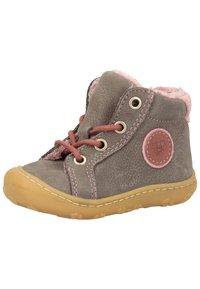 Pepino - Baby shoes - graphit/blush 452 - 2