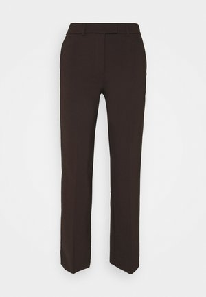 NOORA - Pantalon classique - dusty brown