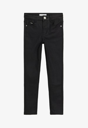 COATED - Jeans Skinny Fit - black denim
