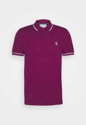 TIPPING SLIM - Polo shirt - purple