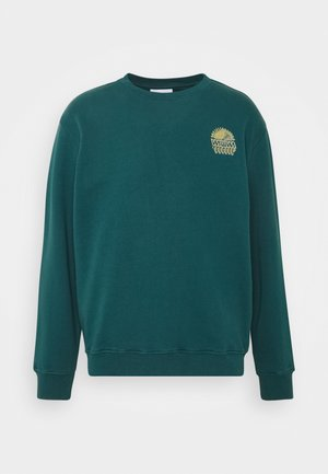 SUNSPOTS UNISEX - Sweatshirt - jungle green