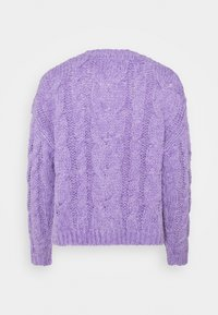 Pieces - PCFITTA - Cardigan - dahlia purple