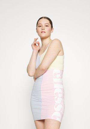 SERETA DRESS - Jersey dress - multi