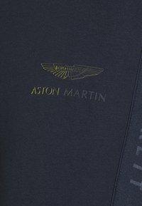 Hackett Aston Martin Racing - TRACK PANTS - Teplákové kalhoty - navy - 2