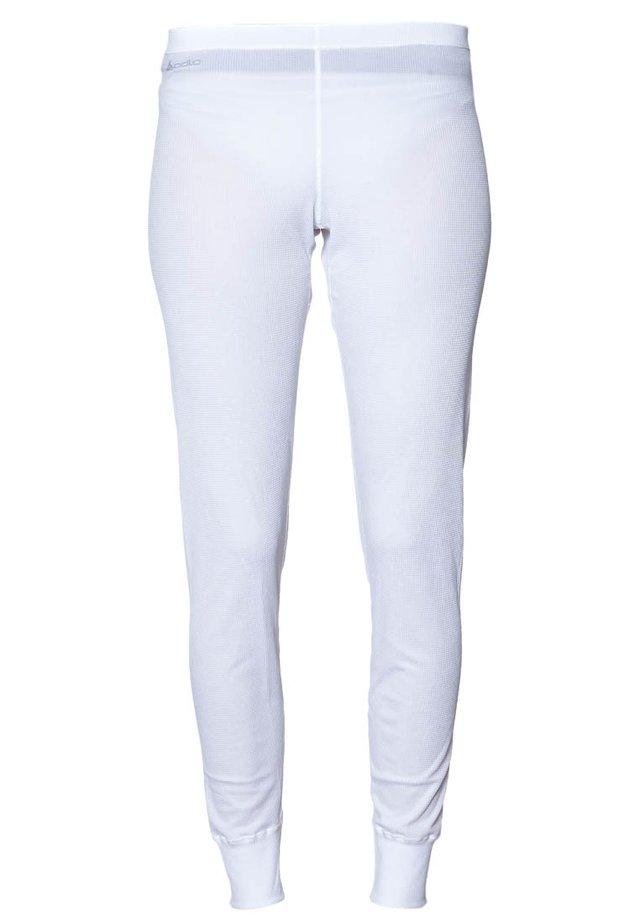 CUBIC LIGHT - Pitkät alushousut - white