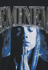 Vintage Supply - EMINEM GRAPHIC - T-shirt imprimé - black - 2
