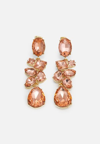 PCYRSA EARRINGS - Boucles d'oreilles - gold-coloured