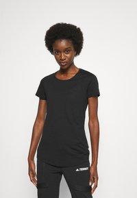 Icebreaker - SPHERE TEE - Basic T-shirt - black - 0