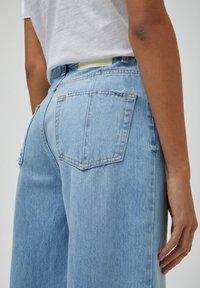 PULL&BEAR - Jeans straight leg - blue-grey - 5