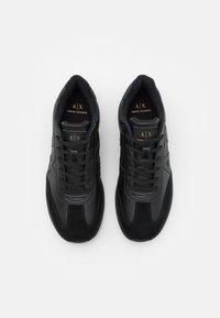 Armani Exchange - Trainers - black - 3