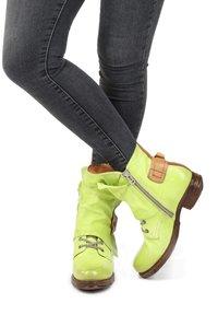 A.S.98 - Cowboy/biker ankle boot - acido - 1