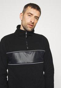 INDICODE JEANS - KINGSMILL - Fleece jumper - black - 3