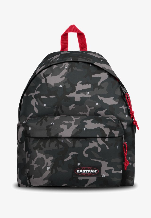 PADDED PAK'R - Rugzak - on top red