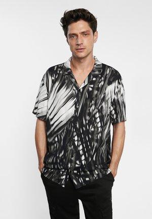 CAM_AGILEO - Camisa - black