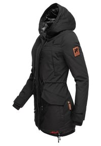 Navahoo - WINTERMANTEL LADY LIKE - Winter coat - black - 3