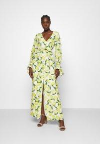 Fabienne Chapot - OUTSHINE THE BRIDE DRESS - Maxi šaty - lime lights - 0