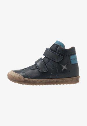 MIROKO MEDIUM FIT - Sneakers alte - dark blue