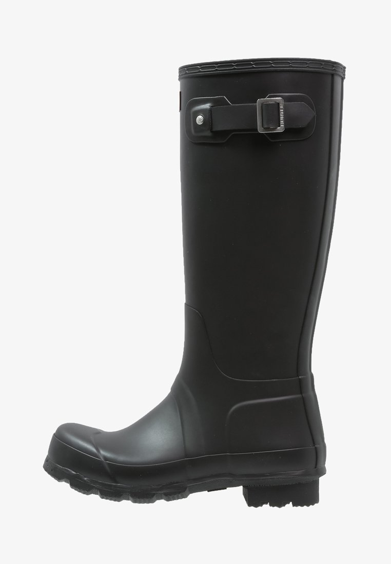 Hunter ORIGINAL - ORIGINAL TALL - Regenlaarzen - black