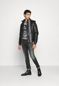 Just Cavalli - KABAN - Winter jacket - black - 1