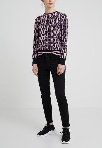 BAKER - Slim fit jeans - black