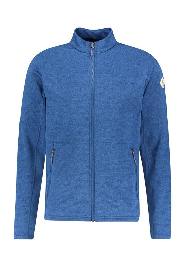 "SCHÖFFEL HERREN FLEECEJACKE ""SETAGAYA M"" - Fleece jacket - dunkelblau (295)"
