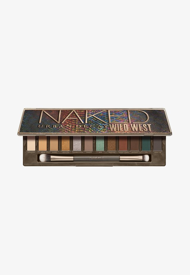 NAKED WILD WEST PALETTE - Eyeshadow palette - -