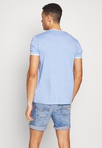 Esprit - Print T-shirt - bright blue - 2