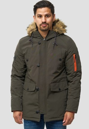 LEICESTER - Winter jacket - dark green