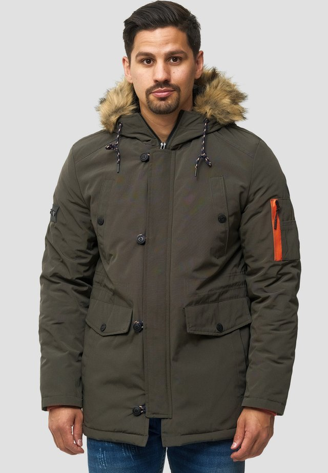 LEICESTER - Giacca invernale - dark green