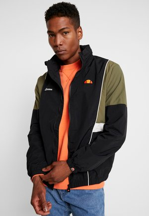 SERIATE - Training jacket - black
