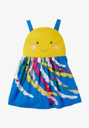 Day dress - marokkoblau quallen