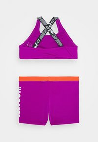 Nike Performance - CROSSBACK SPORT SET - Bikini - vivid purple - 1