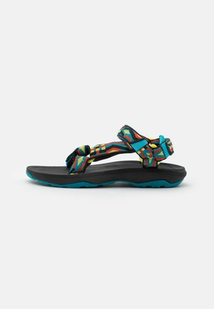 HURRICANE XLT 2 UNISEX - Walking sandals - toro multicolor