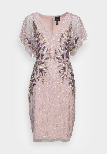 SHORT BEADED DRESS - Cocktail dress / Party dress - cameo