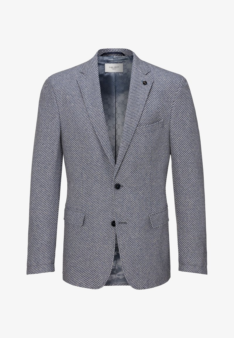 Carl Gross - TAI-J  - Blazer jacket - blau