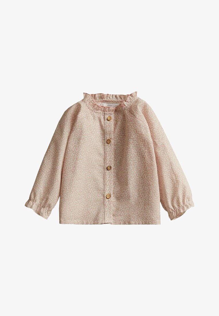Mango - MARTINA - Button-down blouse - rose