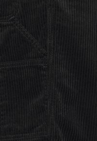 Carhartt WIP - SINGLE KNEE PANT URBANA - Kangashousut - black rinsed - 3