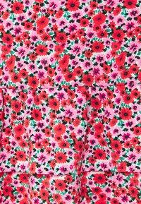 Miss Selfridge - FLORAL MINI SKIRT - A-line skirt - pink - 2