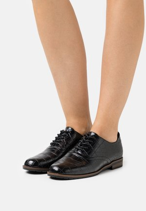 VMLIDIA SHOE - Lace-ups - black