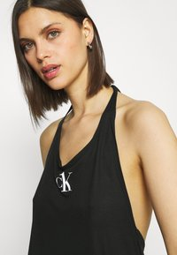 Calvin Klein Swimwear - ONE DRESS - Beach accessory - black - 3