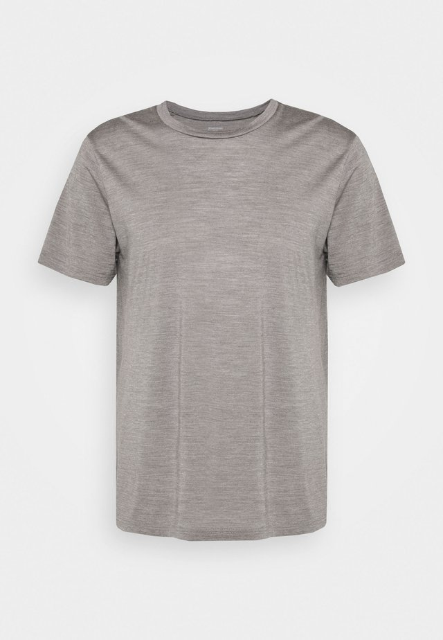 ACTIVIST TEE - T-shirt basic - soft grey