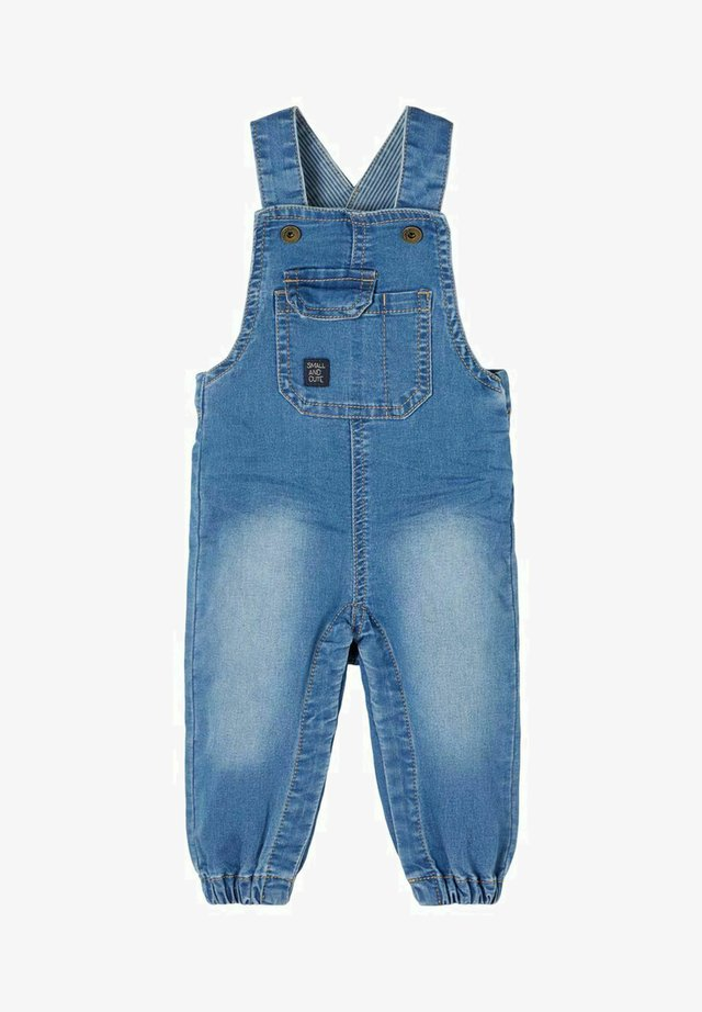 Salopette - medium blue denim